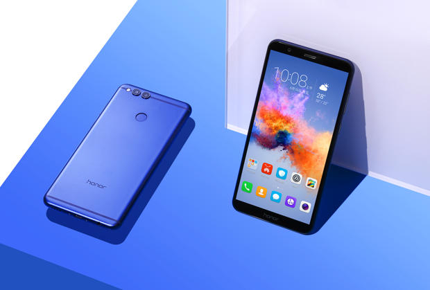 Honor 7X Blue