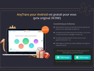 concours imobie anytrans samsung galaxy s8 X huawei mate 10