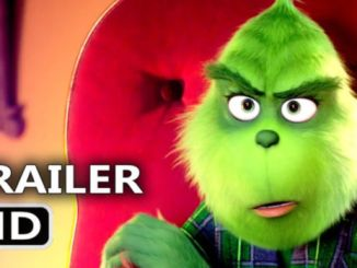 Le grinch 2018 trailer