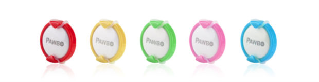 pawbo ipuppygo different colors