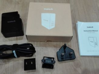 quick charger inateck ucc3002 box
