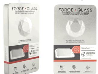 force glass bigben nintendo switch glass protect