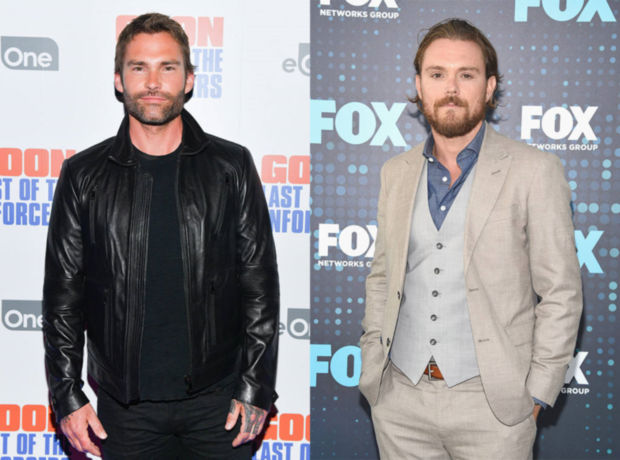 Seann William Scott Clayne Crawford leathal weapon l'arme fatale