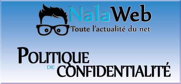 politique de confidentialité nalaweb
