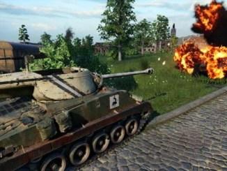 World of Tanks wargaming mercenaries
