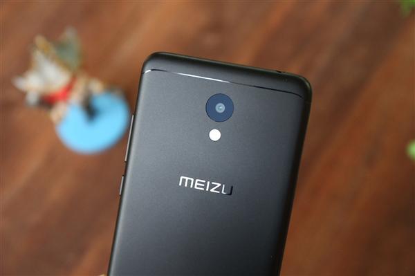 Meizu M6 Black back