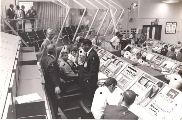 Apollo 15 Launch Team NASA Alumni League Florida Chapter