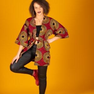 Kimonos courts