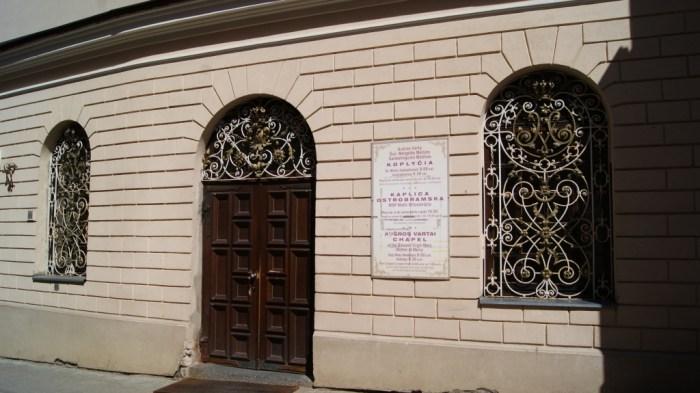 Kaplica Ostrobramska