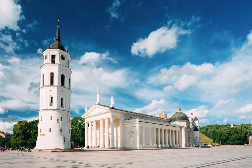 katedra wilenska zwiedzanie wilna