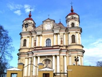 Kościół św. Piotra i Pawła na Antakolu