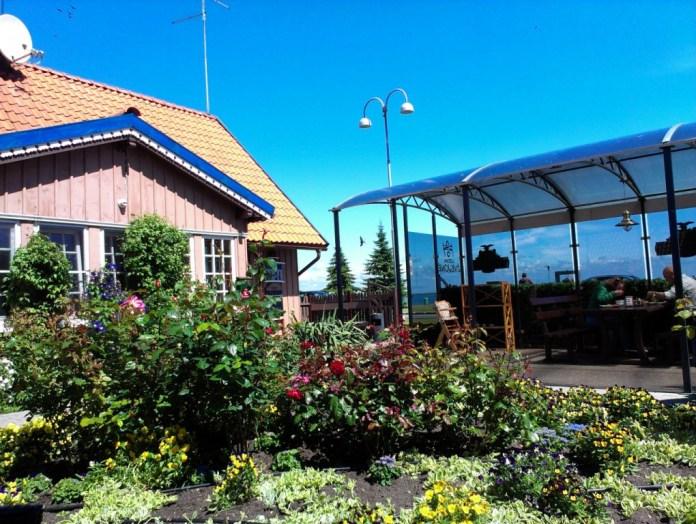 Juodkrantė - restauracja Žvejonė