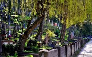 cmentarz na rossie wilno litwa