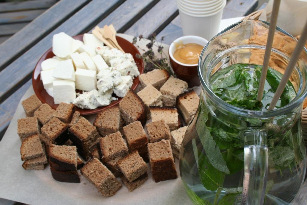 10 wyjątkowych litewskich prezentów dla smakoszy