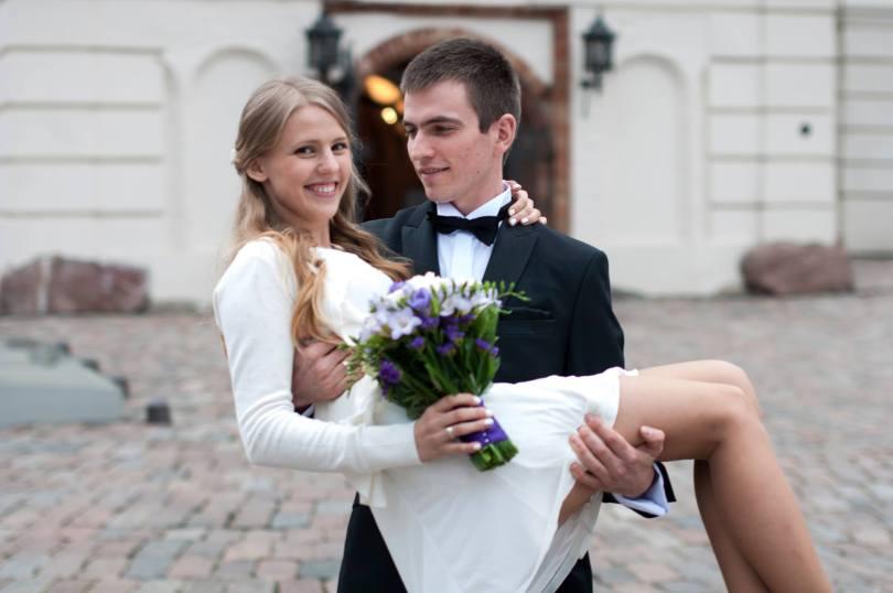 slub i wesele na Litwie