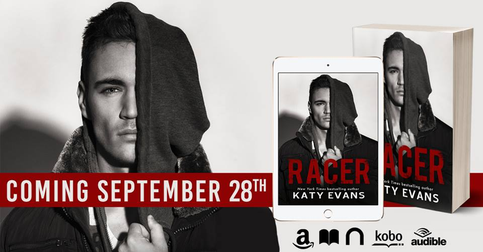 RACER - A Katy Evans Teaser