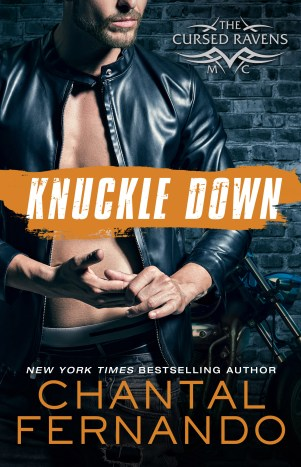 Knuckle Down Ebook Cover