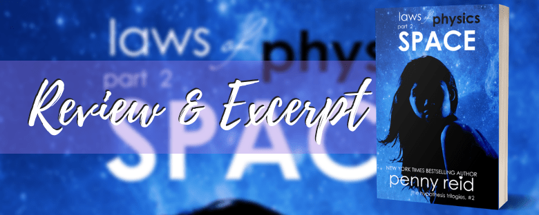 SPACE - A Penny Reid Review & Excerpt Reveal