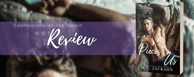 PIECES OF US - An A.L. Jackson Review & Giveaway