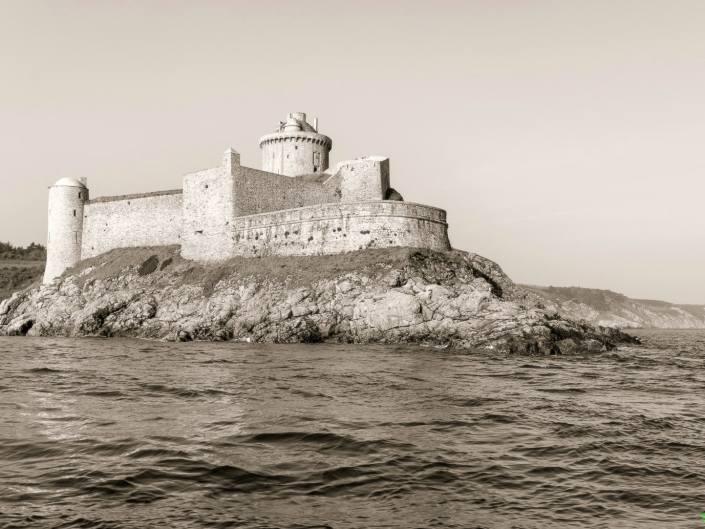 Château du fort La Latte NB