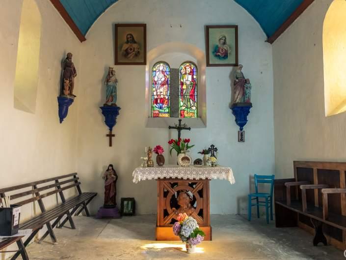 Chapelle St Gildas Ouessant