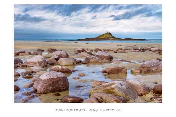 portfolio du photomarcheur - plage St Michel