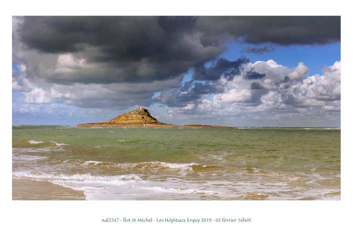 portfolio du photomarcheur - Plage de l'îlot St Michel
