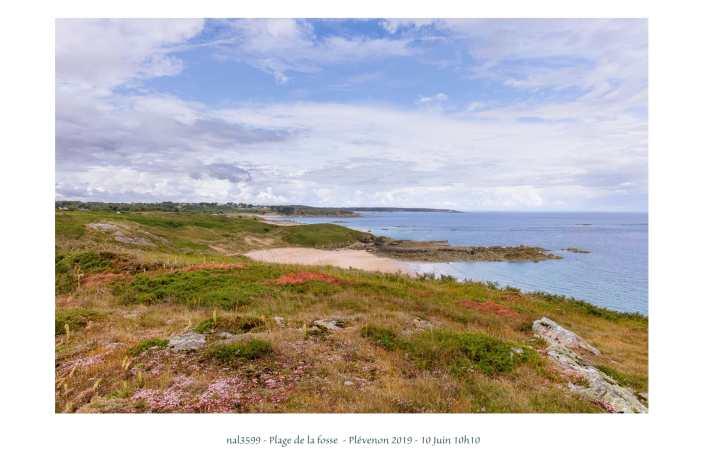 portfolio du photomarcheur - plage de la Fosse