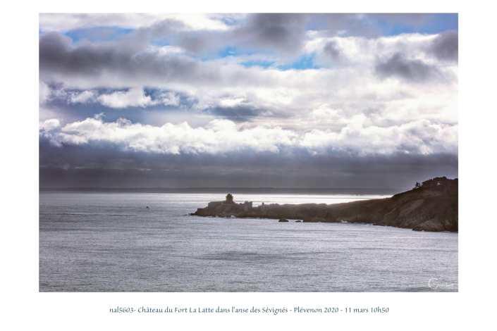 portfolio du photomarcheur - Fort la Latte