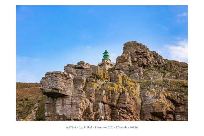 portfolio du photomarcheur - rochers du Cap Fréhel