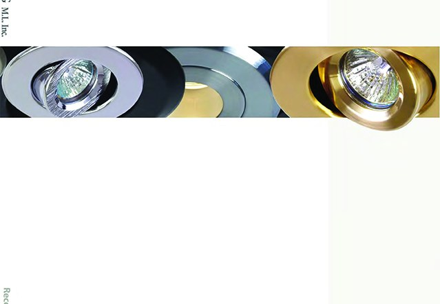 Recessed Lighting Low Voltage, Line Voltage, Quad Tube Compact F