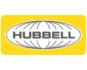 Hubbell products logo
