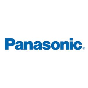 Panasonic colour logo