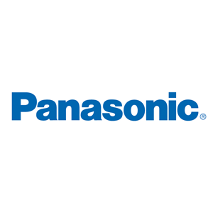 Panasonic colour logo