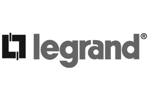 legrand greyscale logo