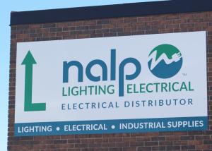 nalp outdoor signage