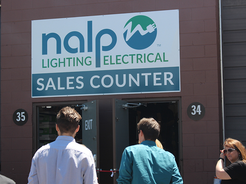 nalp sales counter