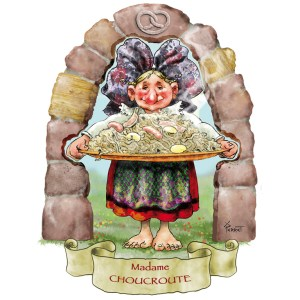 Madame choucroute