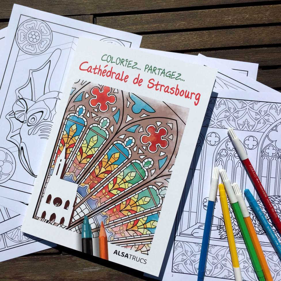 coloriage-cathedrale-present