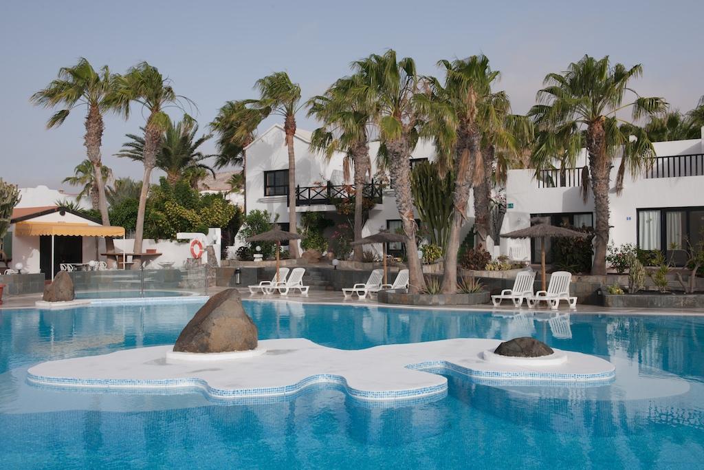 Pool Surfcamp Bahia Calma Fuerteventura