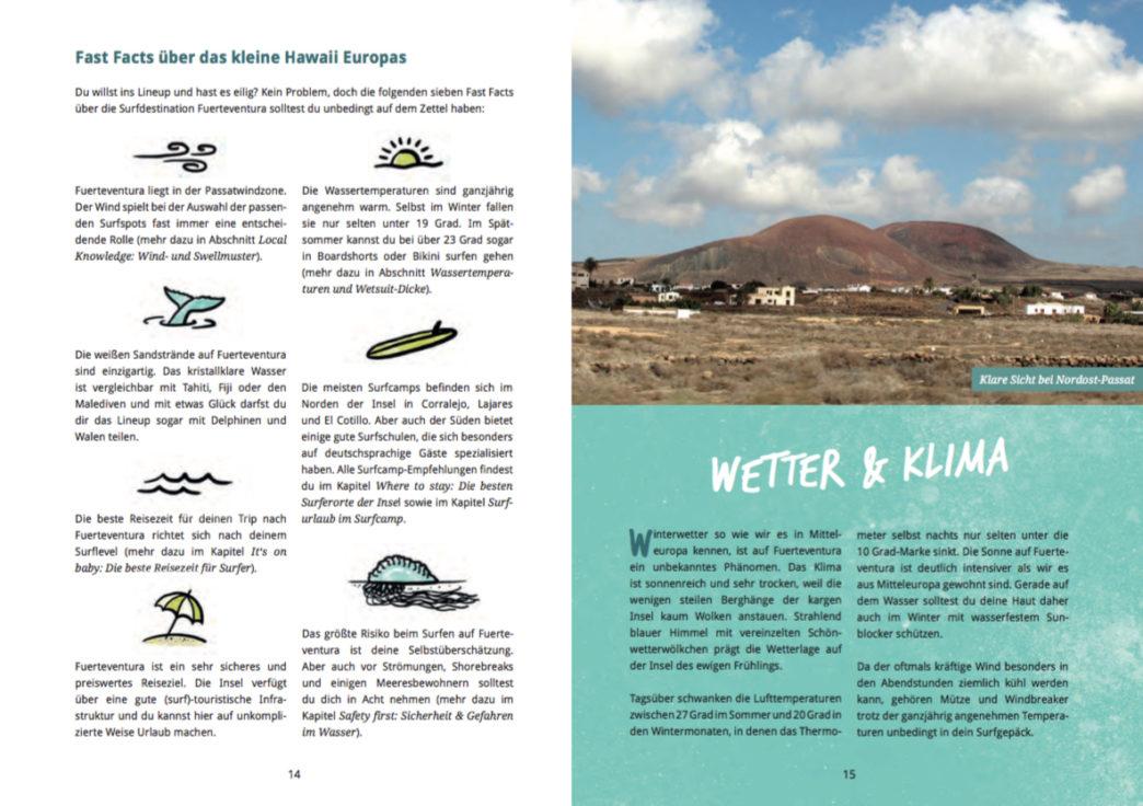 Surfguide Fuerteventura - Fast Facts