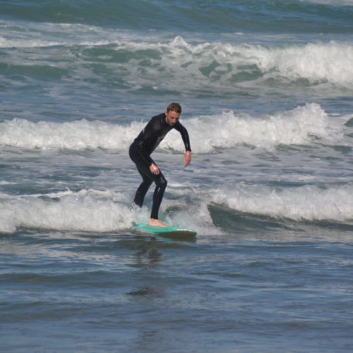 Nalusurf Surfschule und Surfcamp Fuerteventura - Surfkurs in La Pared - November 2018