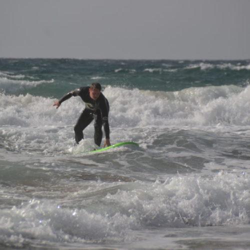 Surfkurs La Pared Fuerteventura - Nalusurf Surfschool