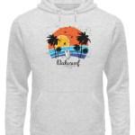 Herren Summer Sunset II - Unisex Organic Hoodie-6892