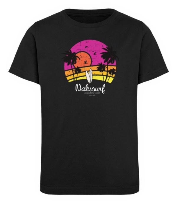 Endless Summer I - Kinder Organic T-Shirt-16