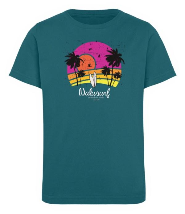 Endless Summer I - Kinder Organic T-Shirt-6889