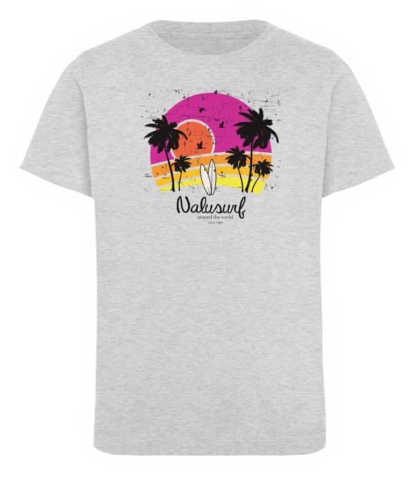 Endless Summer II - Kinder Organic T-Shirt-6892