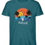 Herren Summer Sunset - Herren Premium Organic Shirt-6889