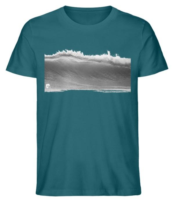 My Wave - Herren Premium Organic Shirt-6889