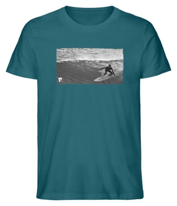 Down the line - Herren Premium Organic Shirt-6889